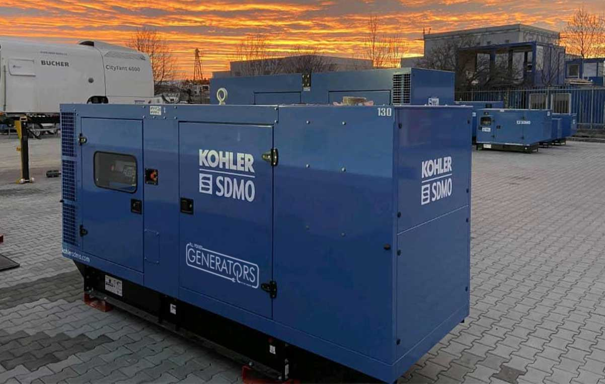 generator for hire